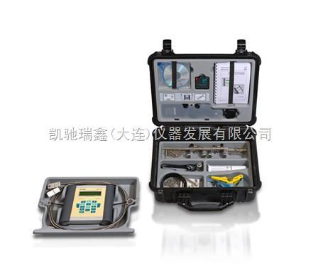 手持式气体流量计,进口便携式气体流量计,便携式气体超声波流量计