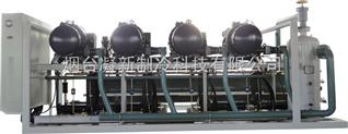 復盛低溫螺桿并聯壓縮冷凝機組/超低溫制冷機組/低噪音冷凝機組