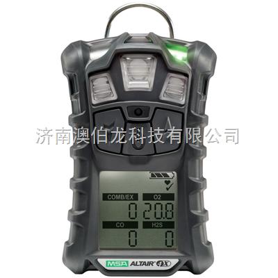10118161梅思安多气体检测仪4x altair4x