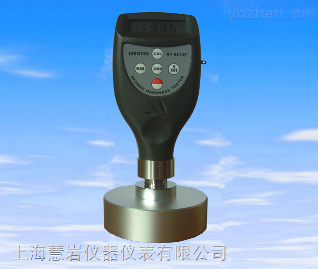 上海慧岩供应HT-6510F邵氏硬度计|HT6510F硬度计|兰泰HT6510