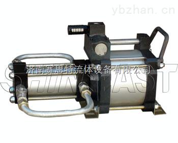 空气增压泵 压缩空气增压设备 大流量