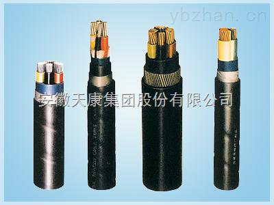 绝缘聚氯乙烯护套控制电缆
