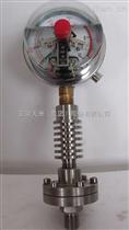 YNXC-100SRMLYNXC-100SRML/耐震磁助式电接点隔膜压力表