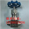 热电厂用对焊式针型阀 高温高压针形截止阀 J61Y-160P对焊针阀