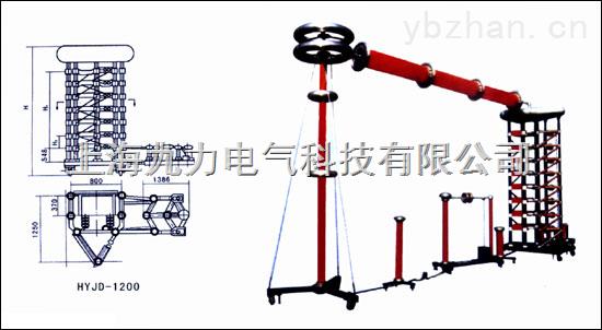 上海九力冲击电压发生器