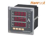 乐清汉越电气交直流电流表XJ9223I-80X4三相电流表