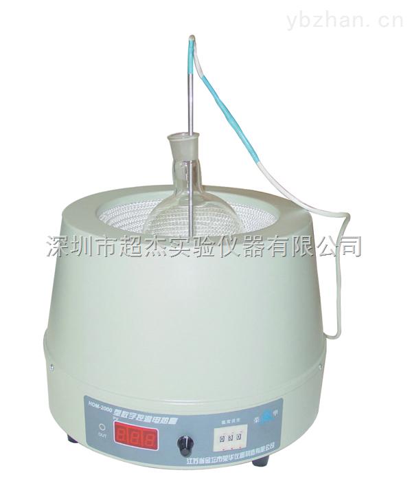 供應深圳HDM系列數顯恒溫電熱套
