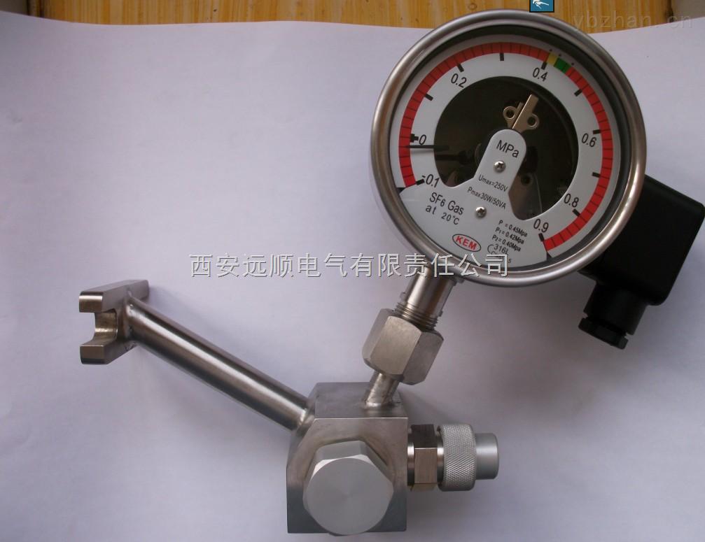 mj-111sf6密度继电器 供应sf6密度继电器厂家直销-电接点压力表