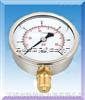 YN-50 YN60 YN75 YN10-耐震双刻度压力表