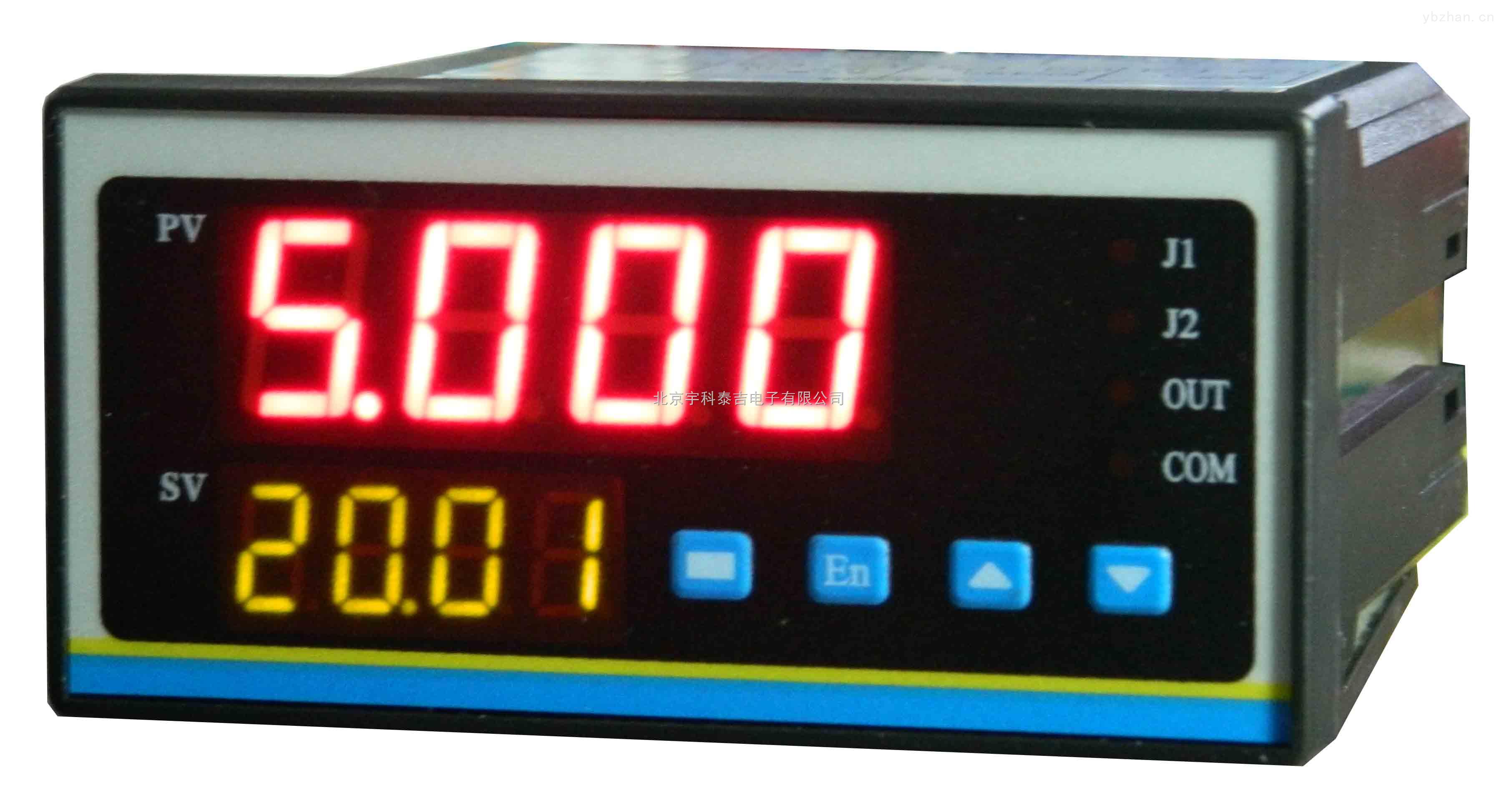 型号YK-32系列, 双显示电压电流表头-电流电压同时显示仪