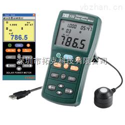 TES-132-太陽能功率表(記錄型)TES-132