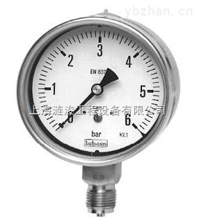 進口德國LABOM波登管壓力表DN100