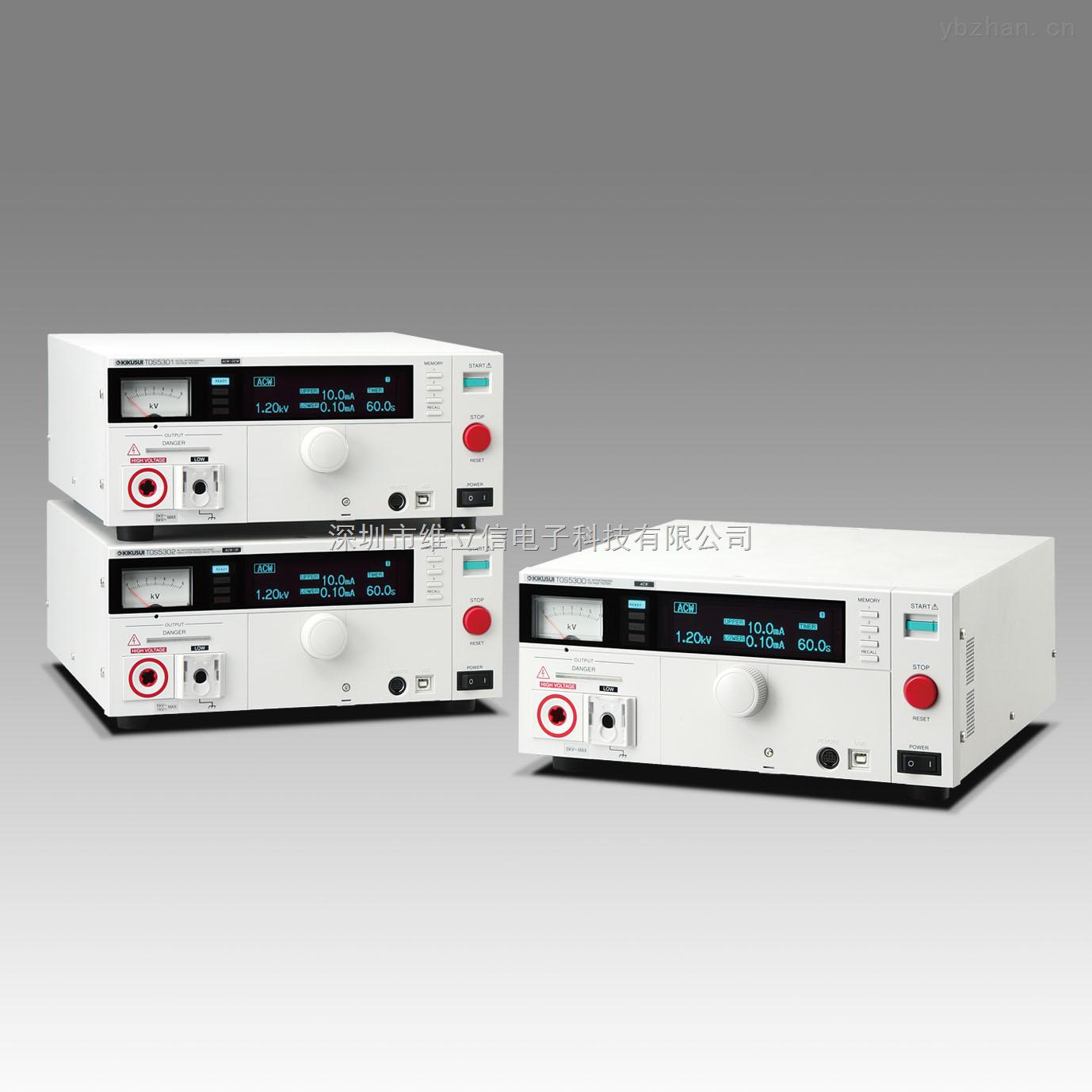 tos5301菊水交直流耐压测试仪