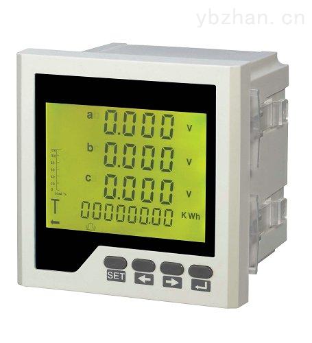 多功能网络电力仪表-多功能液晶电力仪表