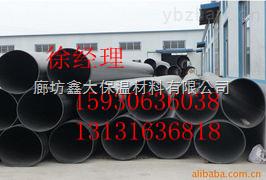高密度聚乙烯外套管。