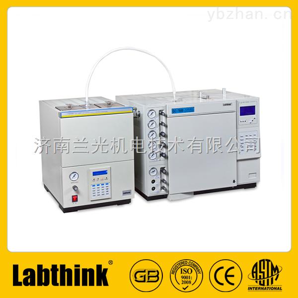 配置自动进样器的GC-7800气相色谱仪