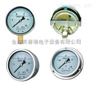 Y-60B/100B/150B不锈钢压力表
