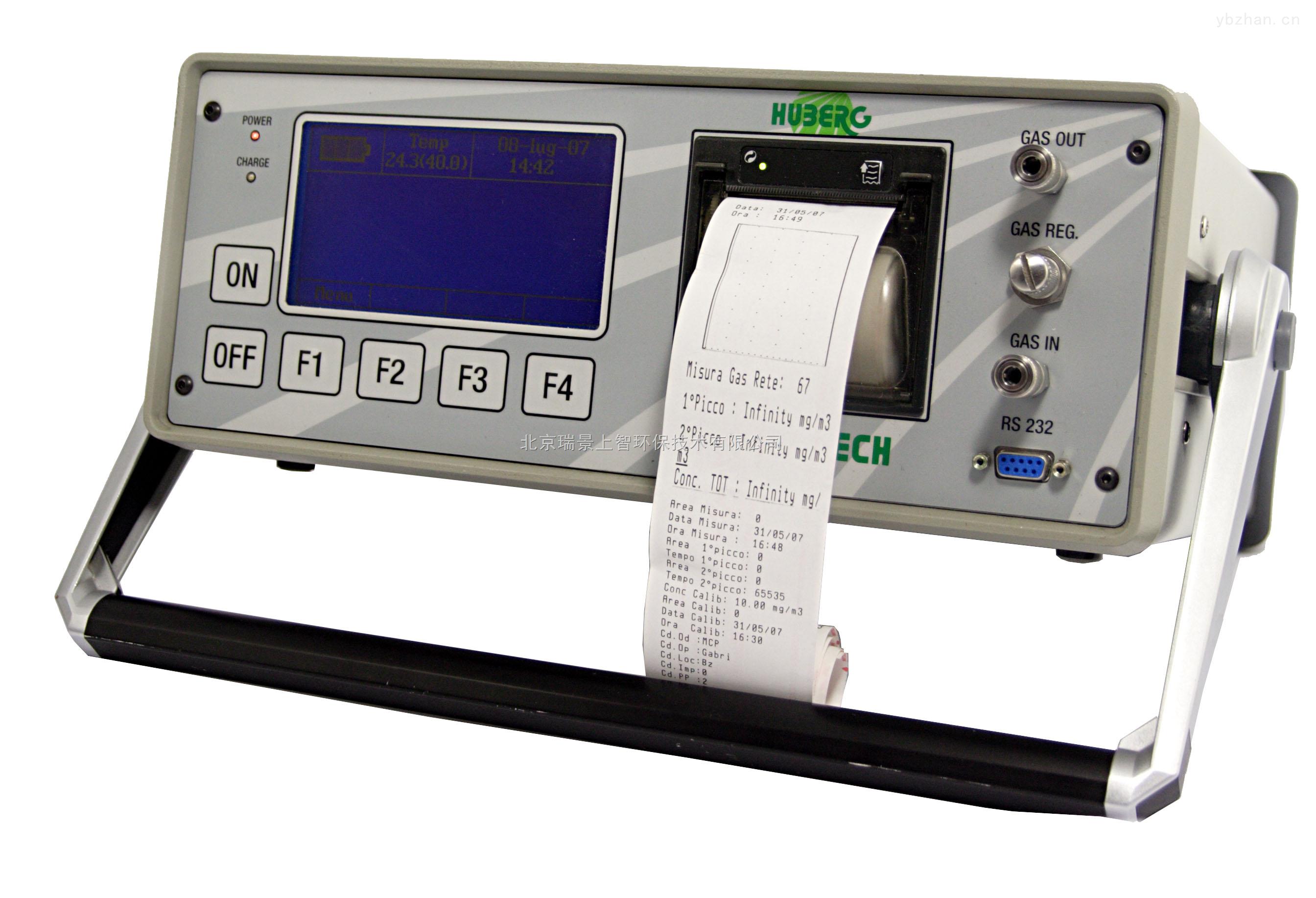 意大利琥珀便携式加臭剂测量分析仪cromatech