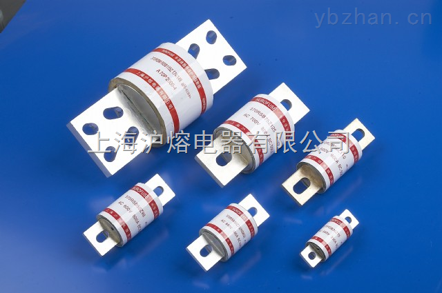370RSB系列熔断器-圆柱螺栓型快速熔断器