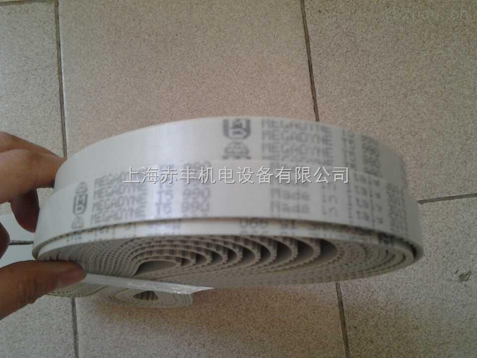 供应进口同步带T10-1750高速传动带