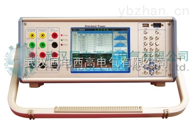 型户表接线测试仪