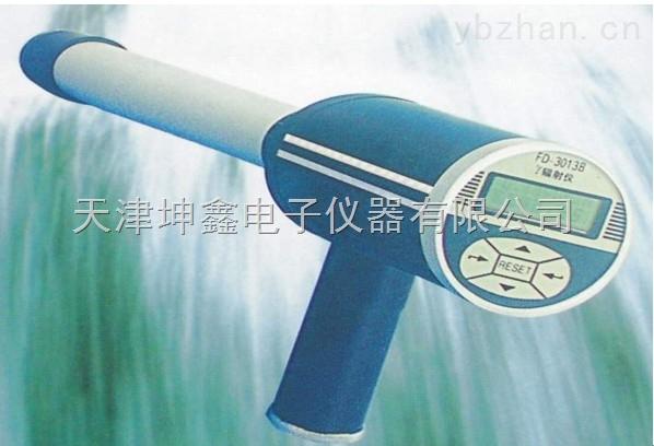 坤鑫电子智能化伽玛辐射仪
