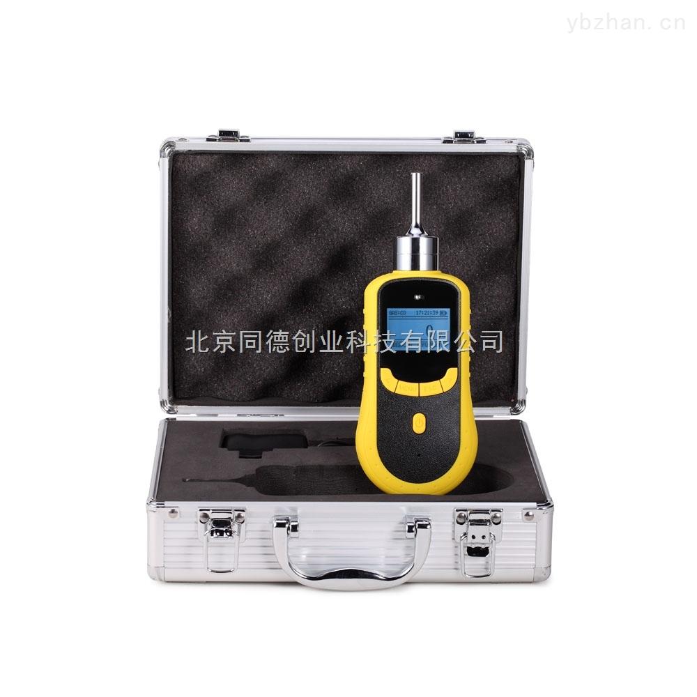 便攜式二氧化碳檢測儀/泵吸式二氧化碳報警儀