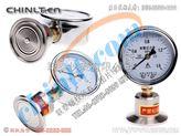 YTN60/MC(低压) 卫生型耐震隔膜压力表
