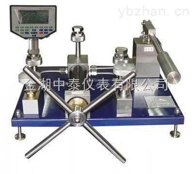 台式压力泵金湖中泰生产