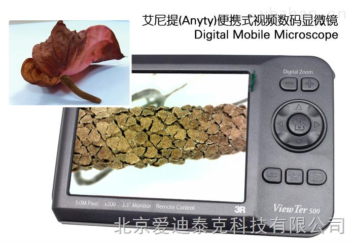 MSV500-便携式显微镜
