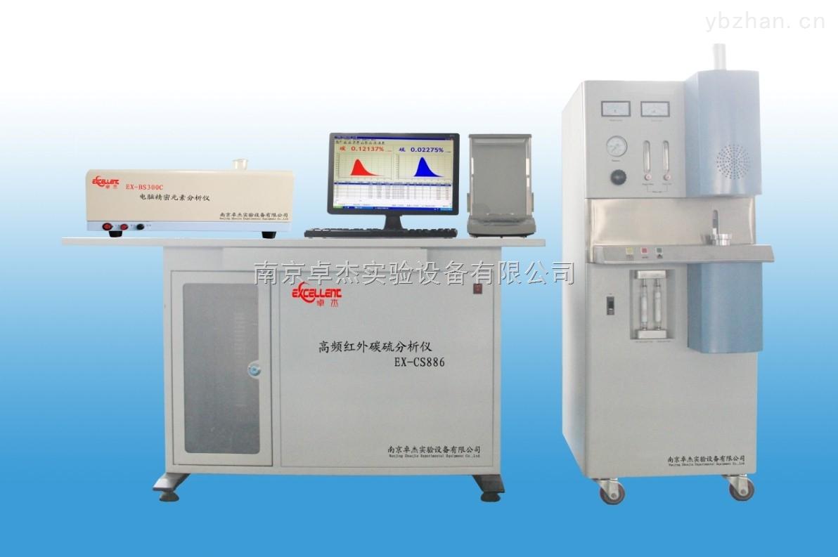 落地式高频红外全能元素分析仪