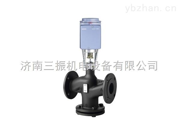 西門子電動二通調節閥VVF53