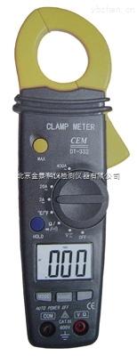 上海數字鉗型表DT-332價格