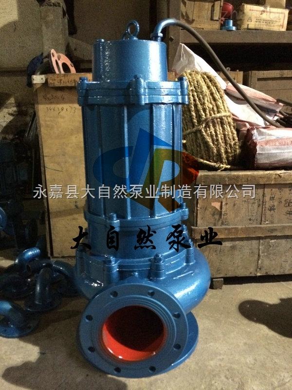 供应QW80-40-15-4无堵塞排污泵