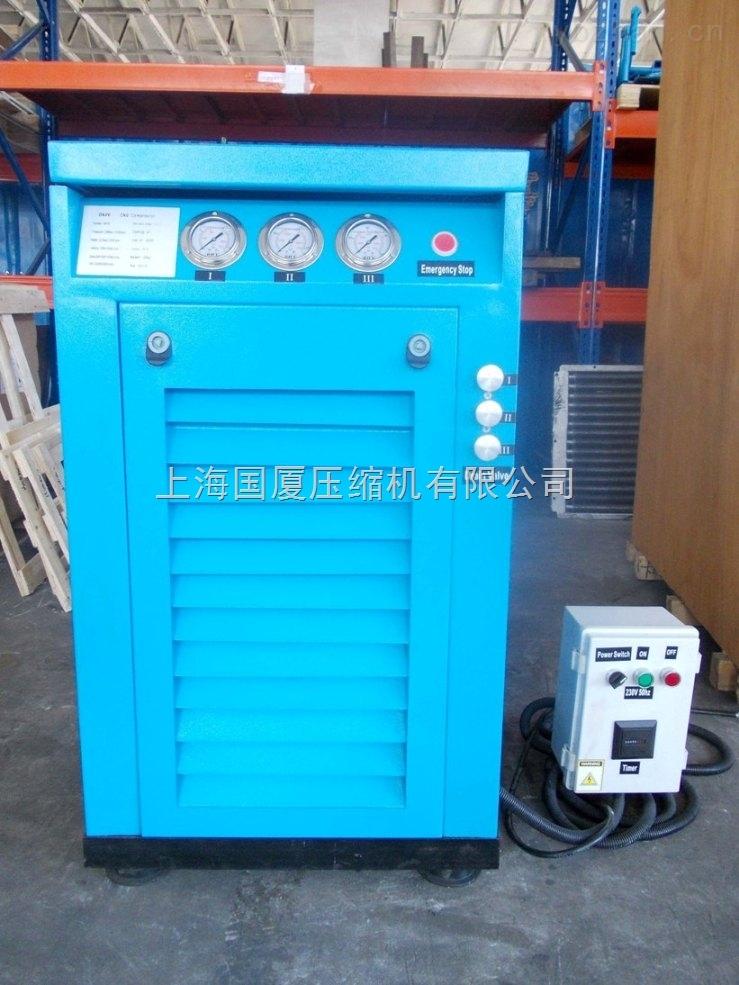 3立方小型天然气压缩机图片