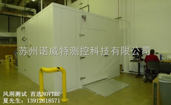 ETC风洞测试