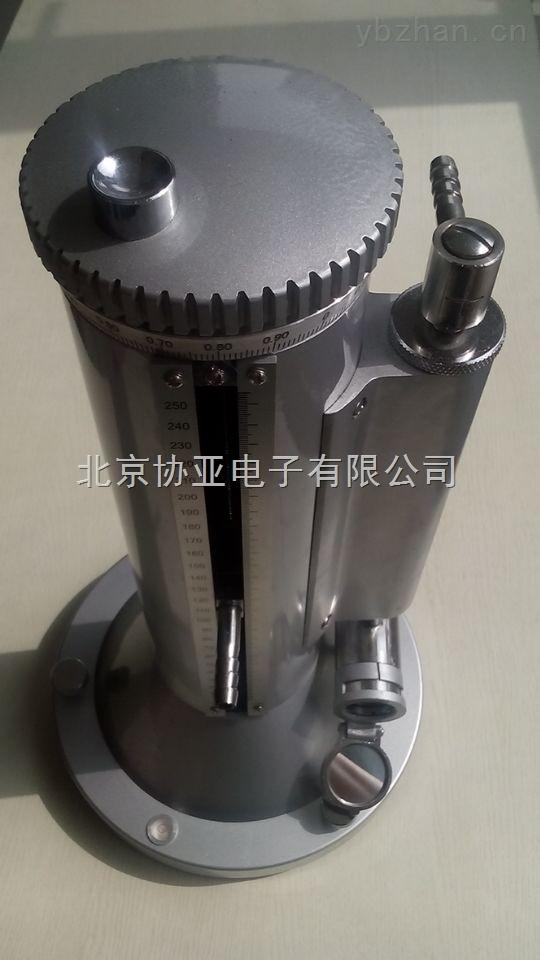 YJB-2500-北京協亞YJB-2500補償式微壓計YJB2500