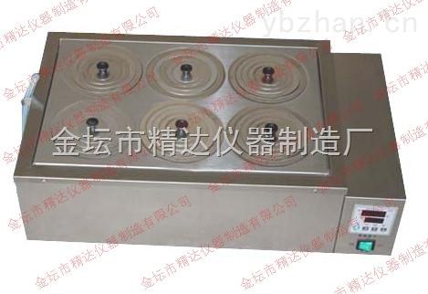 HH-6B不銹鋼恒溫水浴鍋