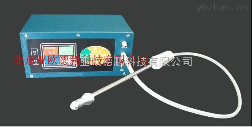 DP-H2-便携式氢气浓度记录分析仪
