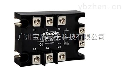 KSQ系列标准型三相交流固态繼電器(直控交或交控交