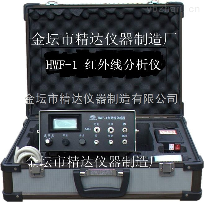 HWF-1二氧化碳濃度檢測儀