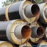 钢套钢复合保温管,钢套钢保温管道安装细节