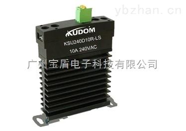 英国库顿KUDOM KSU系列导轨安装交流固态繼電器