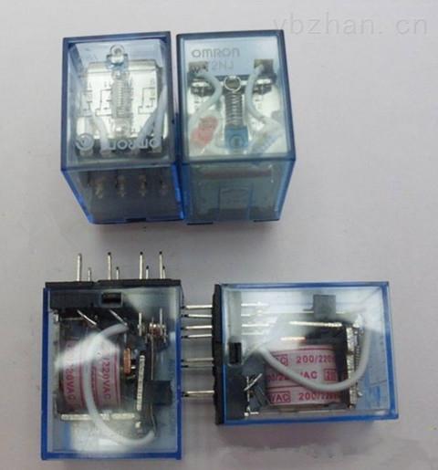 欧姆龙my3nj小型继电器