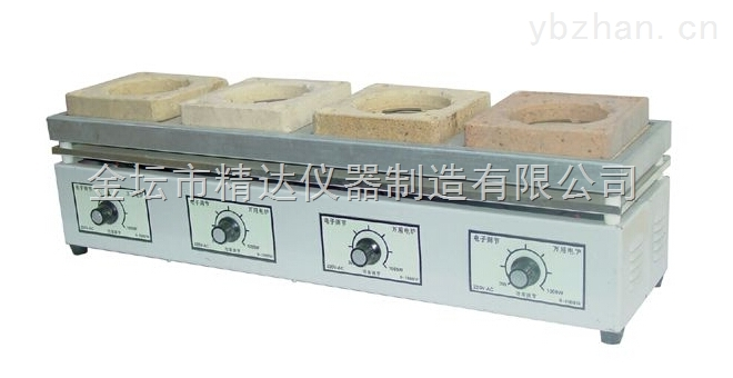 DDL-4×1KW-四联可调万用电炉
