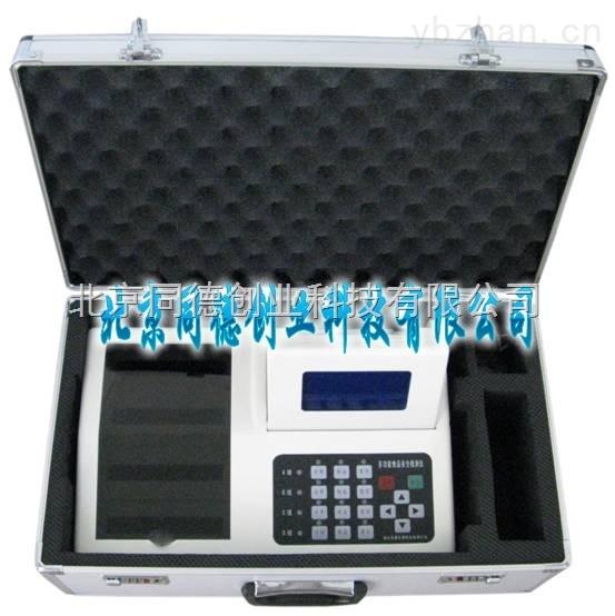 32通道多功能食品安全檢測儀