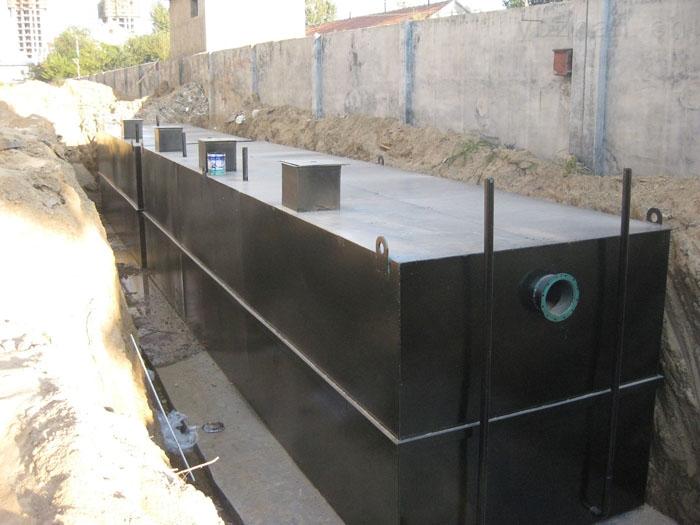 海南一体化污水处理设备