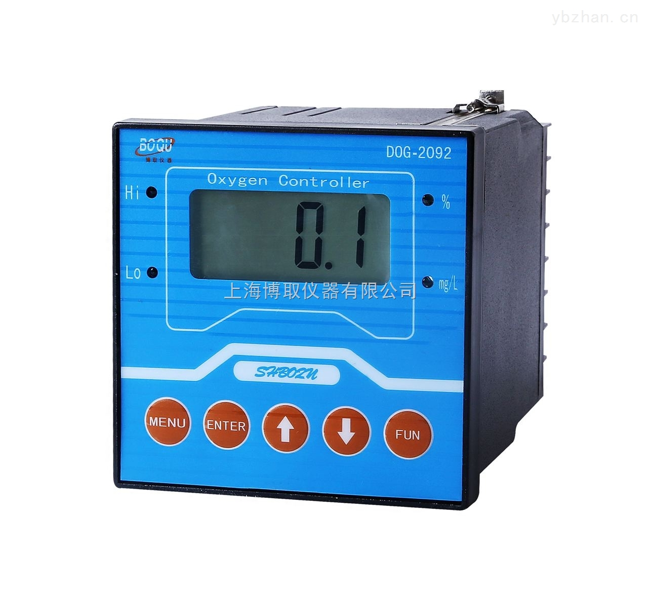 氧的饱和百分含量(%)测定仪|显示0-200%溶氧值