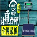 供應耐克斯高精度電子臺秤60kg/1g 落地電子稱工業電子秤