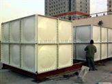 玻璃钢水箱|屋顶组合式玻璃钢水箱